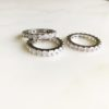 thick eternity bands